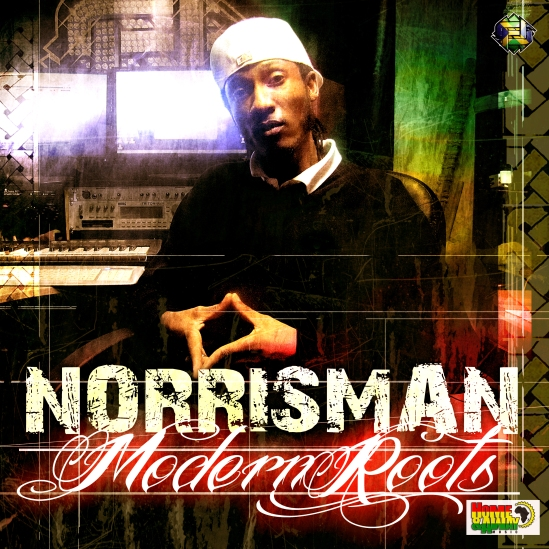 Norrisman - Modern Roots - Cover