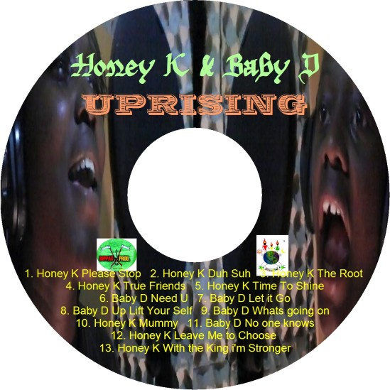 Honey K and  Babay D  Uprising - RIPPA'S ANDTRI-UNE PROD.