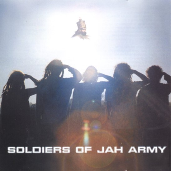 Soldiers of Jah Army - Soldiers of Jah Army (capa)