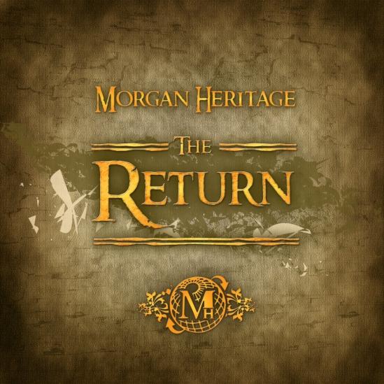 Morgan Heritage - The Return - Artwork