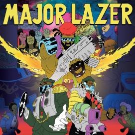 Major Lazer - Free The Universe - artwork