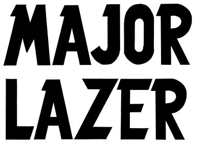 Major Lazer - Main Logo