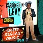 Barrington Levy Anthology - Artwork