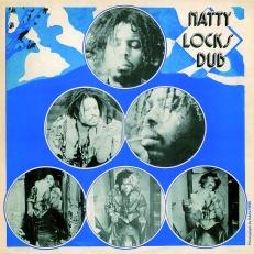 Winston Edwards - Natty Locks Dub - Artwork
