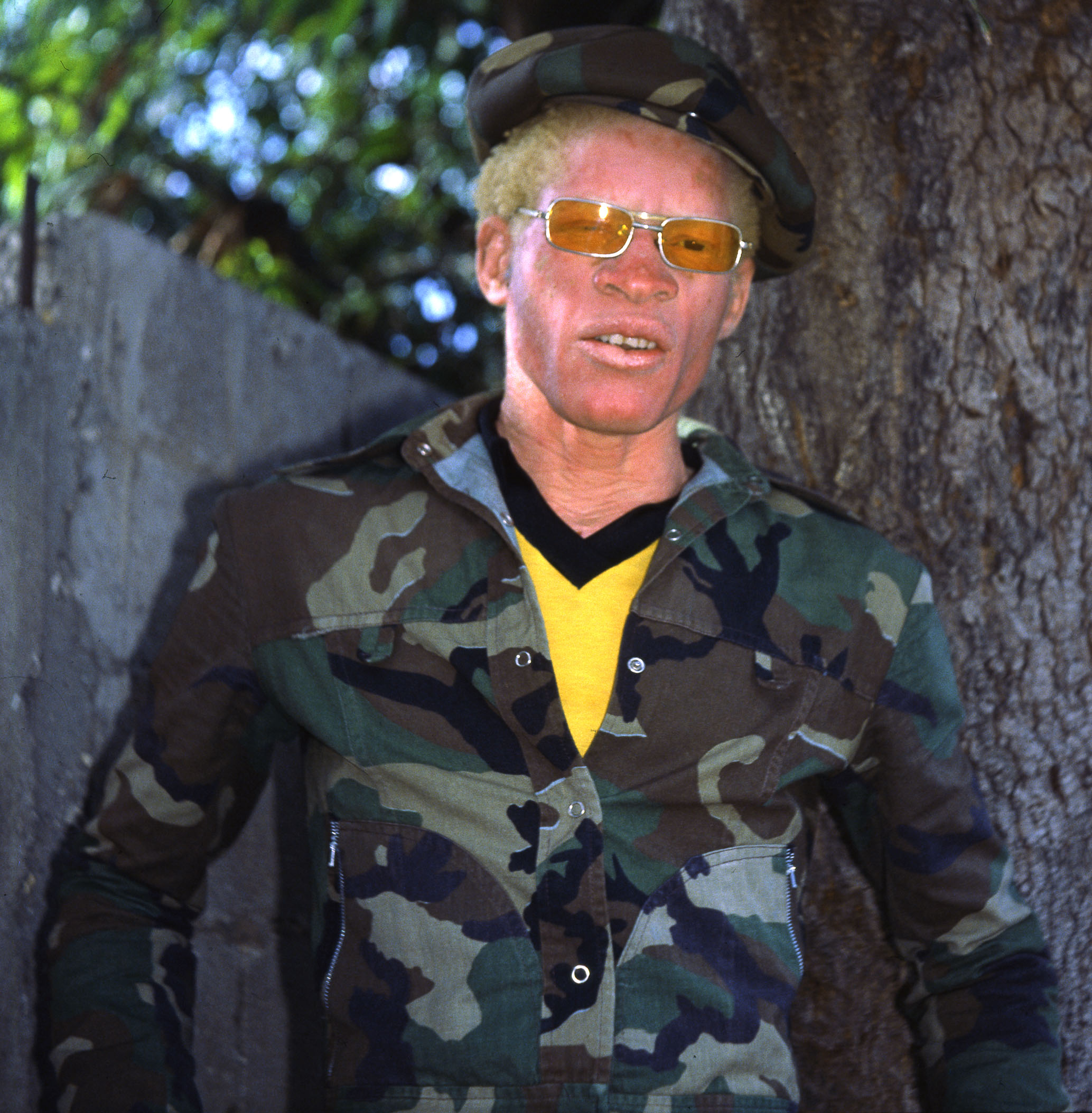Yellowman's Young, Gifted & Yellow- Reggae Anthology | www.reggay.se