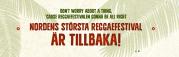 Grafik: Yared Tekeste Furuvik Reggae Festival