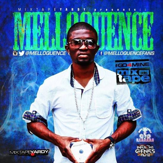 MELLOQUENCE MIXTAPE ARTWORK