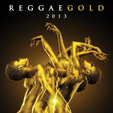 Reggae Gold 2013 - Artwork
