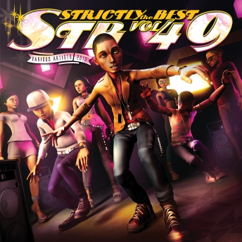 VA_Strictly The Best Vol. 49_Album Cover