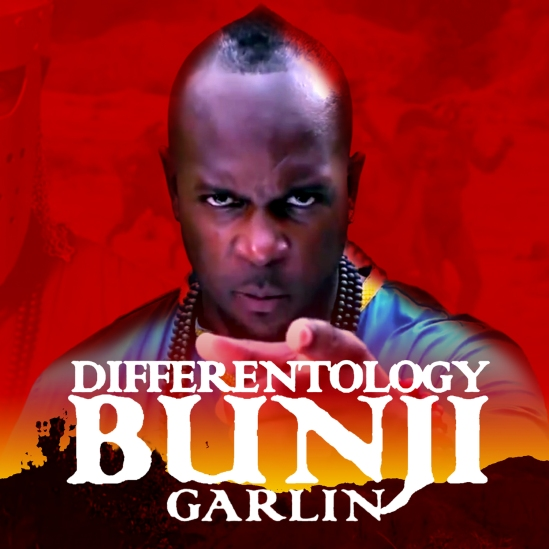 Bunji Garlin - Differentology EP - artwork