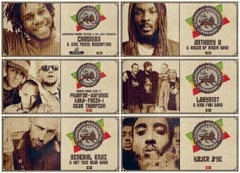 Scandinavia Reggae Festival