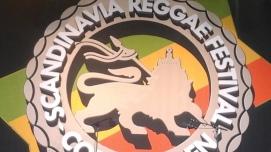 Scandinavia Reggae Festival Logga